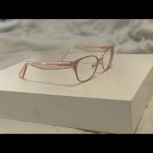 Kate Spade glasses. Jaydee  in pink